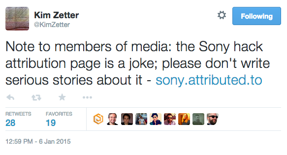 A Breakdown and Analysis of the December, 2014 Sony Hack – RBS