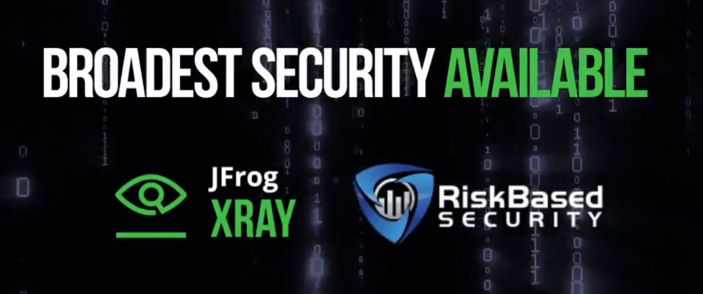 Leaping Forward – Risk Based Security & JFrog Launch 2019 With A New Partnership