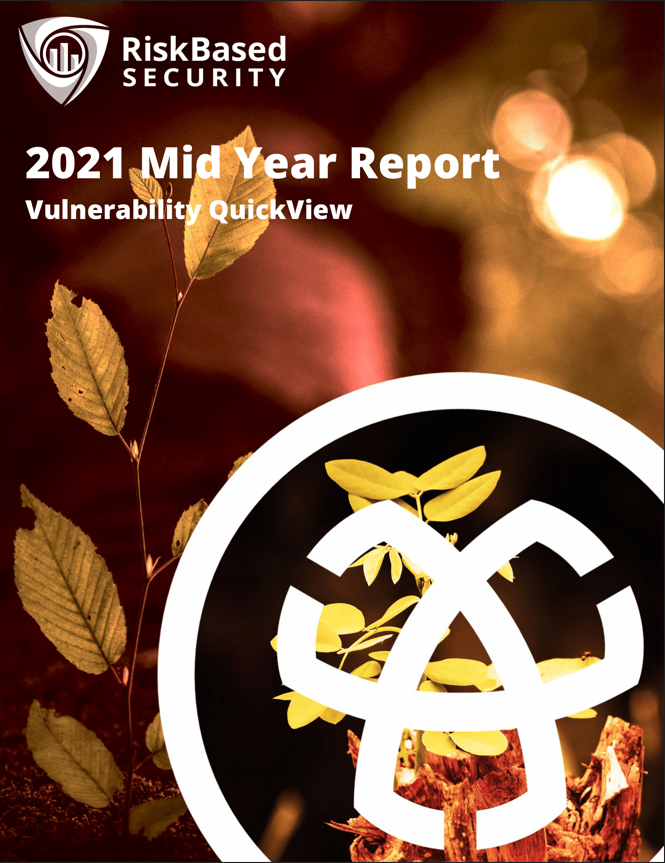 New Research: 2021 Vulnerability Disclosures Seeing Growth